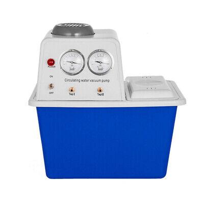 Lab Multi-purpose Water Circulating Vacuum Pump 110v 15l Air Lab Instruments