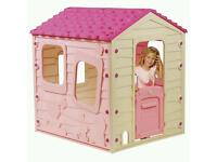 Pink Playhouse in BRAND new condition