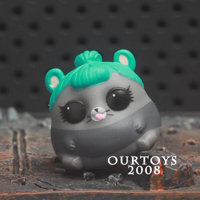 2pcs Rare LOL Surprise Doll Pets Trouble Squeaker Hamsters Nonfurry /& furry