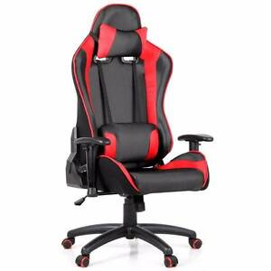 PU Leather & Mesh Reclining Office Desk Gaming Executive Chair - Grange Brisbane North West Preview