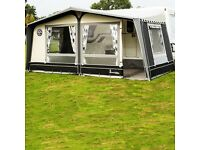 ISABELLE AMBASSADOR SEED FULL AWNING 2015 - Virtually as new!