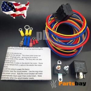 fuel pump wiring harness ebay  oem 40205g electric fuel pump harness and relay wiring kit new