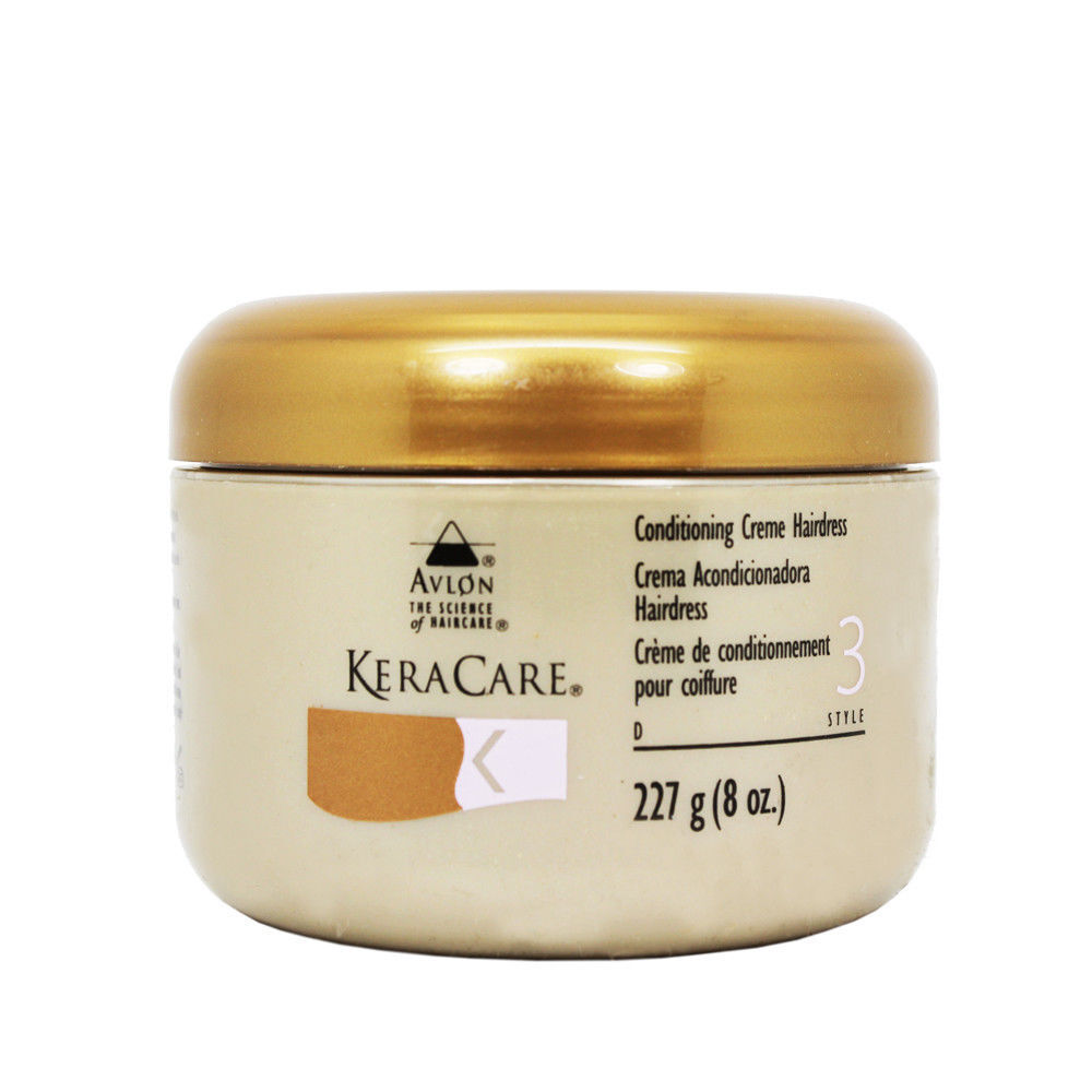 Avlon Keracare Conditioning Creme Hairdress 8oz Hair Care & Styling