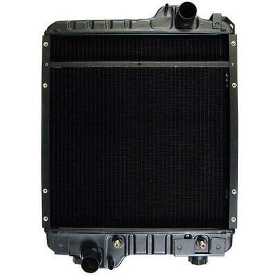 New R7597 Radiator Fits Case-ih