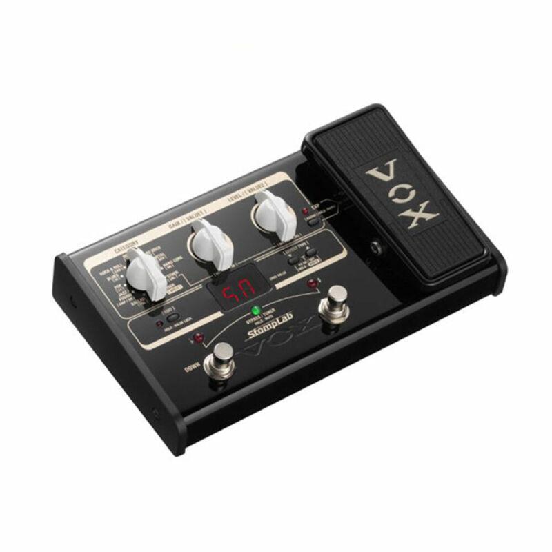 Vox Stomplab SL2G Modeling Guitar Effect Processor Pedal