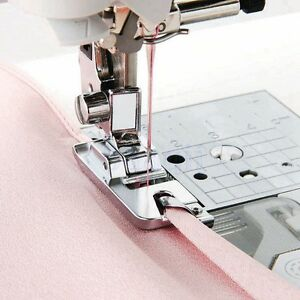 4mm Narrow Edge Presser Foot Hemmer Hem Foot Feet Snap on for Singer parts MA