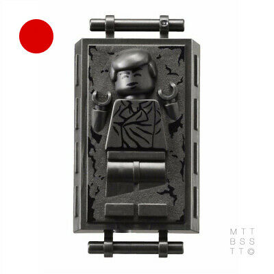 LEGO Star Wars 9516 – Han Solo in Carbonite Minifigure *BRAND NEW* sw0978