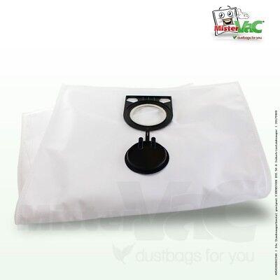 5x Staubsaugerbeutel Micro-vlies für Metabo ASR 35 ACP L//M//H