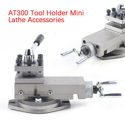At300 Lathe Tool Post Assembly Holder Cnc Mini Lathe Accessories Metal Change