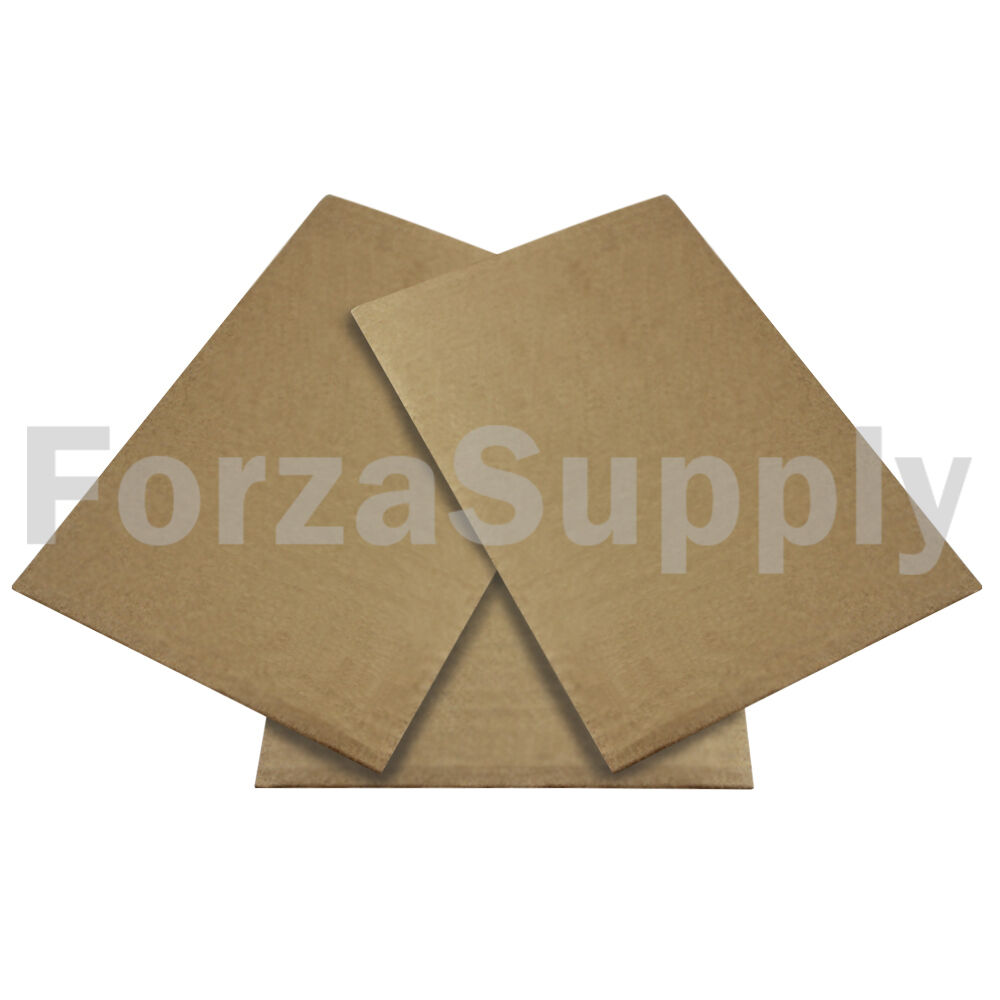 Corrugated Cardboard Pads Sheets Inserts for Shipping Scrapbook 23 ECT 18 more