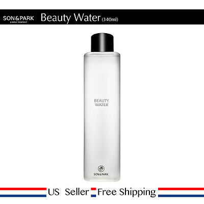 SON & PARK SON AND PARK Beauty Water 340ml, 11.5oz + Free Sample [US Seller]