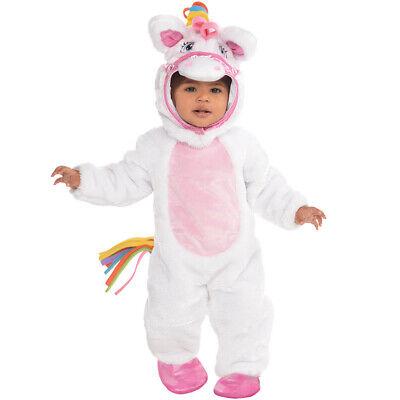 Kinder Baby Einhorn Kostüm Pony Mädchen Kleinkind Kostüm