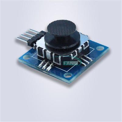 Psp 2-axis Analog Thumb Game Joystick Module 3v-5v For Arduino Psp M