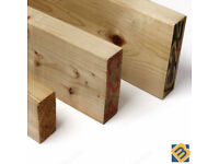 Treated Timber 2x2 3x2 4x1 4x2 6x2 8x2 - Tanalised Pressure Treated Timber C16 C24
