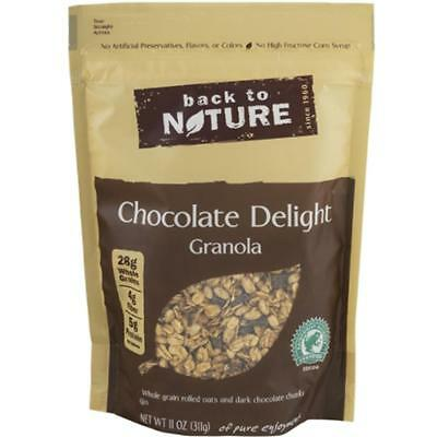 Back To Nature-Chocolate Delight Granola (6-11 oz bags)