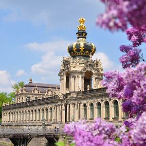 Dresden 3 Tage zu zweit inkl Frühstück im First Class 4* Hotel Villa Weltemühle