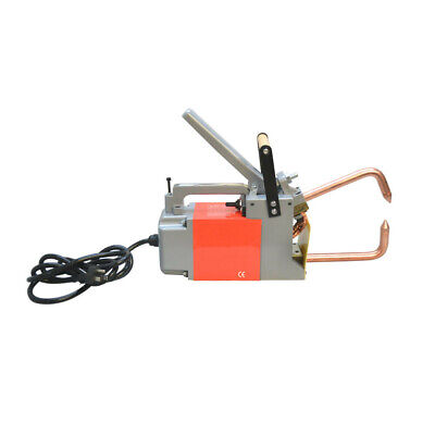 Handheld Portable Electric Spot Welder 18 120v- 50 Rated Duty 6 Tongs Welding