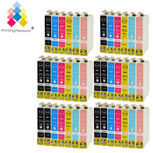 40 Ink Cartridge for Epson PX630 R265 R285 P50 PX650 PX710W PX810FW RX585 RX595