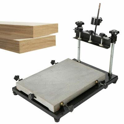 Manual Solder Paste Printer Pcb Smt Stencil Printer 4432cm Height Adjustable