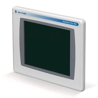 20182019 Us Stock Allen-bradley Panelview Plus Display Module 2711p-rdt10c