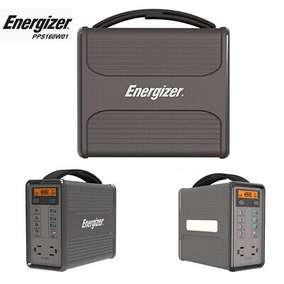 Solar Generator Power Station 160Wh/12500MAh Emergency Battery Charger Portable