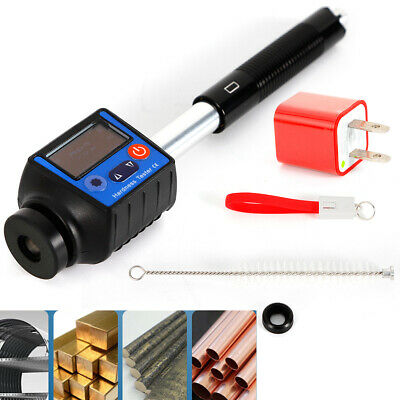 Leeb Hardness Tester Portable Highprecision Detecer Of Various Metal Material Us