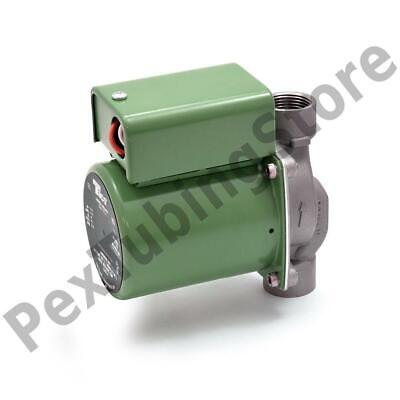 Stainless Steel Circulator Pump 34 Npt 140 Hp 115v