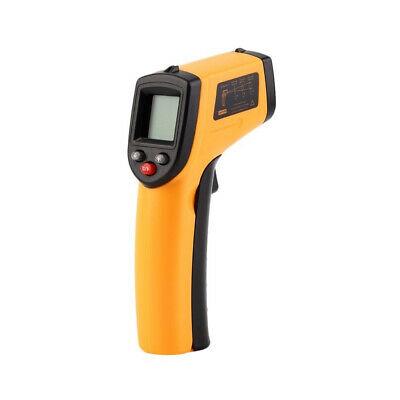Infrared Thermometer Gun Digital Lcd Thermal Handheld Temperature Meter