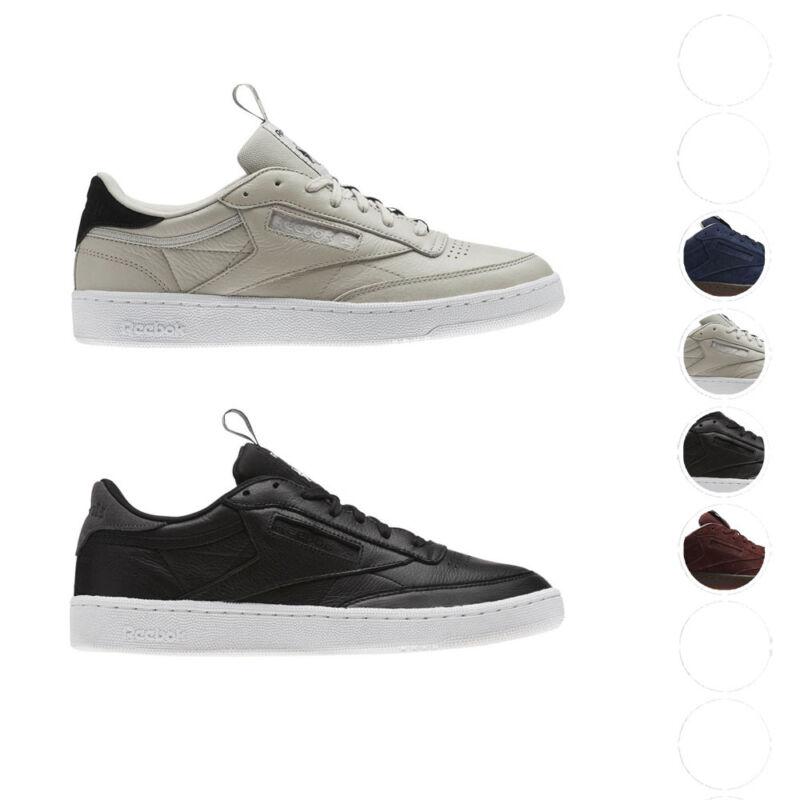 1e4ed5a634b56 Reebok Club C 85 IT G Men s Shoes BS8255 BS6211 BS5093 BS5094 ...