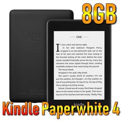 [Brand new] Amazon Kindle Paperwhite 4 8GB (10th Generation 2018) eBook Reader  segunda mano  Embacar hacia Argentina