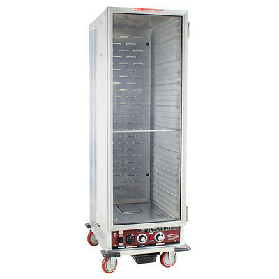 Win-holt Nhpl-1836-ecoc Heavy Duty Mobile Non-insulated Proofer Cabinet Nsf