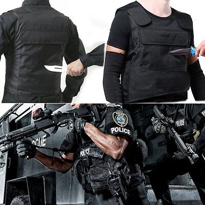 Anti Stab Vest Stabproof Anti-knifed Security Defense Body Armour Men Vest Sale