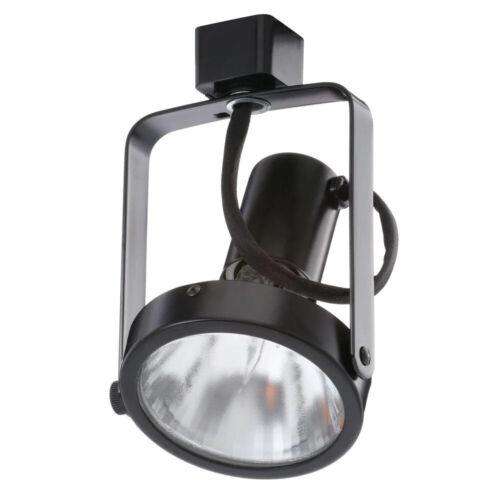 PAR30 Basic Gimbal Black Track Lighting Head by Juno