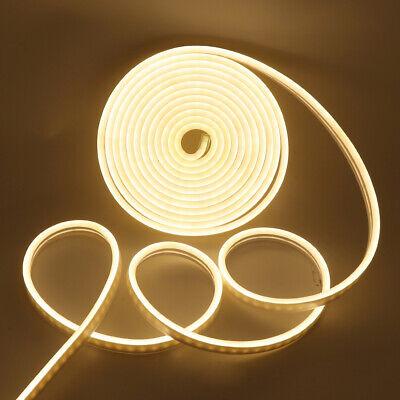 2835 LED Neon streifen beleuchtet 120Led/m Wasserdichtes flexibles Seil Licht Flexibles Licht