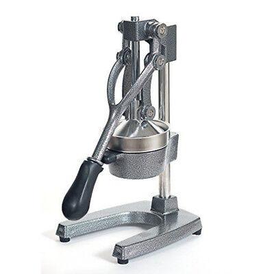 Manual Juice Press Lemon Orange Squeezer Extractor Machine Grip Rubber Handle