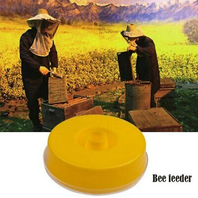Pro Bee Hive Top Feeder Round Rapid Water Water Equipment Beekeeping Supplies Us