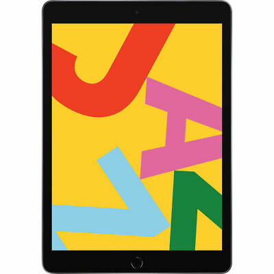 Apple iPad 10.2 (2019) 128GB Wifi - Gris Espacial