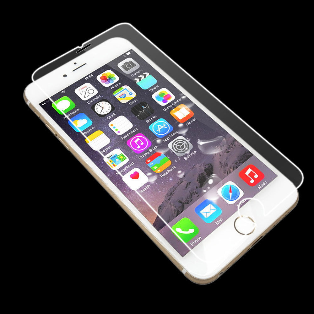 Premium Real Tempered Glass Film Screen Protector for Apple iPhone 6 7 8 Plus