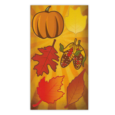 - Magnet Variety Pack (6 Magnets) - Autumn Harvest (Fall, Pumpkin, Leaves)