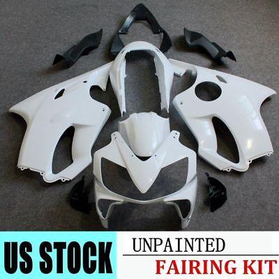 Fairing Kit For Honda CBR600F4i 2004-2007 05 06 Unpainted ABS Bodywork Panel -