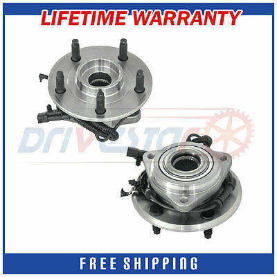 Premium Quality 513272x2 Pair Front Wheel Hub & Bearing Assy Lifetime Warranty