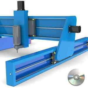 ... about NEW CNC Router Table Mill Machine Engraver PLANS 3 axis 3D DIY