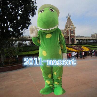 Dorothy the dinosaur Adult Mascot Costume For Festival new year party - Dorothy The Dinosaur Costume