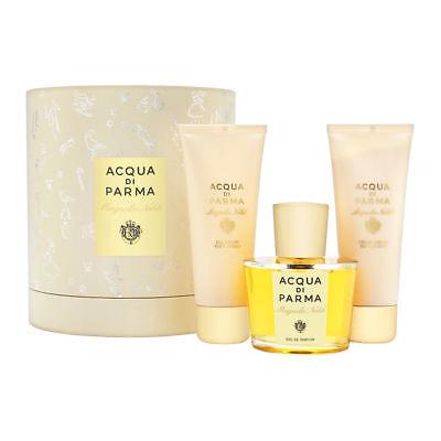 Acqua Di Parma Magnolia Nobile for Women Set Brand (Acqua Di Parma Magnolia Nobile Gift Set)