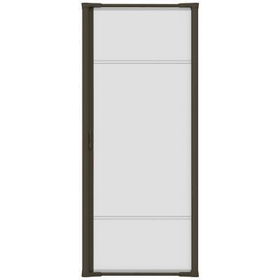Retractable Screen Door 36 in. x 78 in. Universal/Reversible