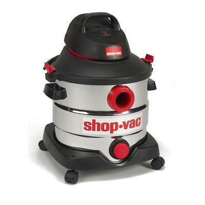 Shop-vac 8 Gallon 6.0 Peak Wetdry Vacuum 5989400 New