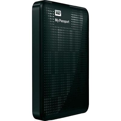 Western Digital WD 500GB My Passport USB 3.0 Portable External Hard Drive