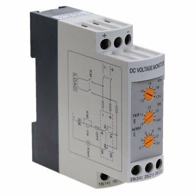 Relay Motor Over-voltage Under-voltage Protection Relay Undervoltage Protector