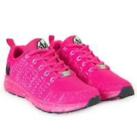 c785e9c1143 Gorilla Wear Brooklyn Knitted Sneakers - Pink/White - 39