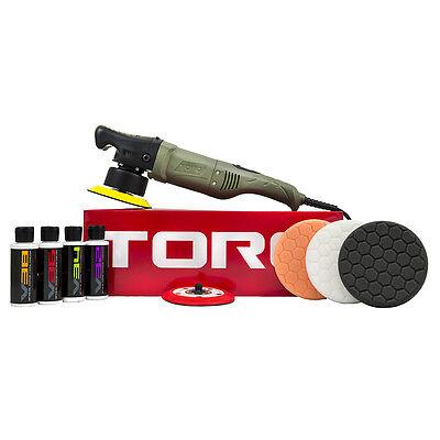 TORQ® 10FX Random Orbital Polisher Kit (9 items) Chemical Guys